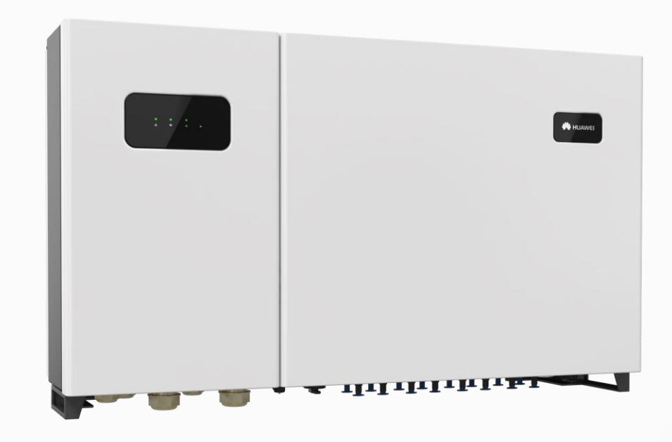 Мережевий інвертор Huawei SUN2000-33KTL-A
