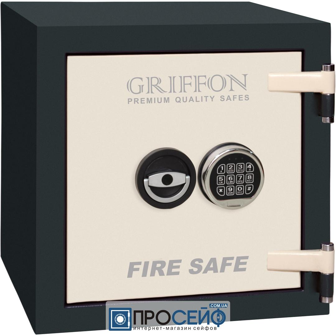 Вогнестійкий сейф GRIFFON FS.45.E