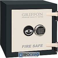 Вогнестійкий сейф GRIFFON FS.45.E, фото 1