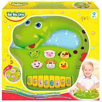 Детское пианино  Динозаврик