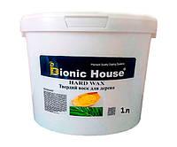 Карнаубский Воск для дерева универсальный Bionic-House 1л Бесцветный