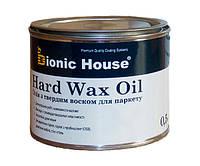 Масло для пола с твердым воском Bionic-House 0,5л Безцветный