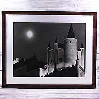 Фоторамка Ночной замок, 53*43 см
