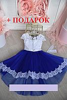 Детское нарядное платье  на 4- 7 лет, фото 1