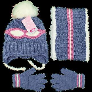Детские шапки и наборы
