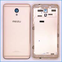 Задняя крышка батареи Meizu MX4 Pro 5.3, золотистая