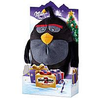 Новогодний набор Milka Angry Birds Black 83 g