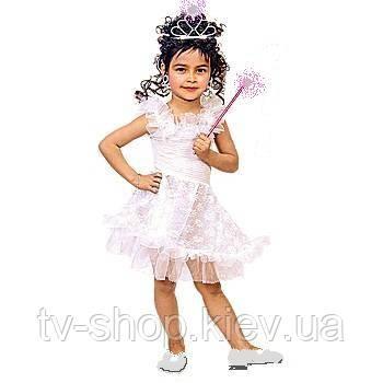 Костюм «Фея в белом» (4-5 лет)
