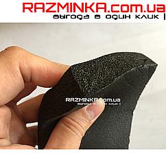 Вспененный синтетический каучук 9мм, звукоизоляция потолка