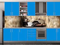 Скіналі для кухні (ламінована наклейка) Кухонний фартух розмір 600*3000 мм. Код-10149