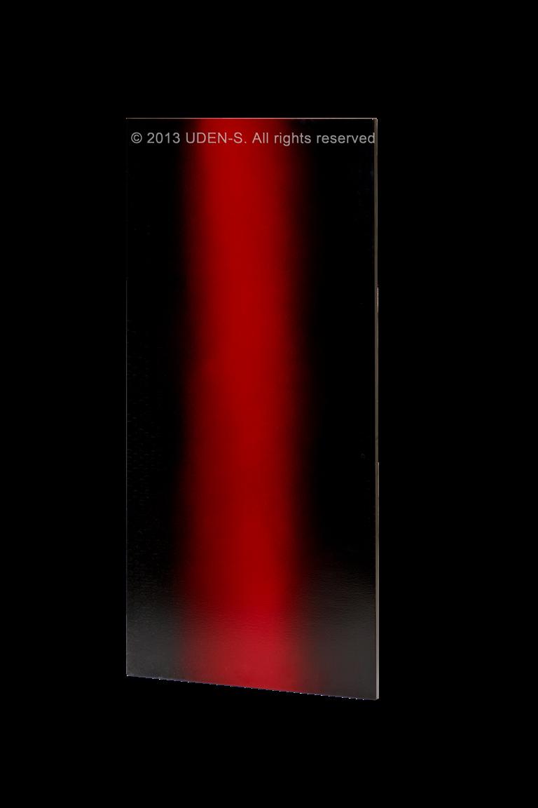 Металокерамічний обігрівач UDEN-700 Гранатовий браслет