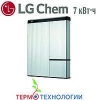Литий-ионные аккумуляторы LG Chem RESU 7 кВт*ч, мощность 430-550В, фото 1