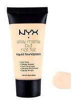 NYX Stay Matte But Not Flat тональный крем