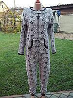 (44 / 46 р) Флисовый комбинезон пижама кигуруми Оригинал