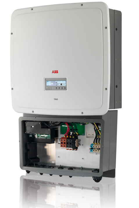 Сетевой инвертор ABB TRIO-27.6-TL (27,6 кВ, 3-фазный, 2 МРРТ)