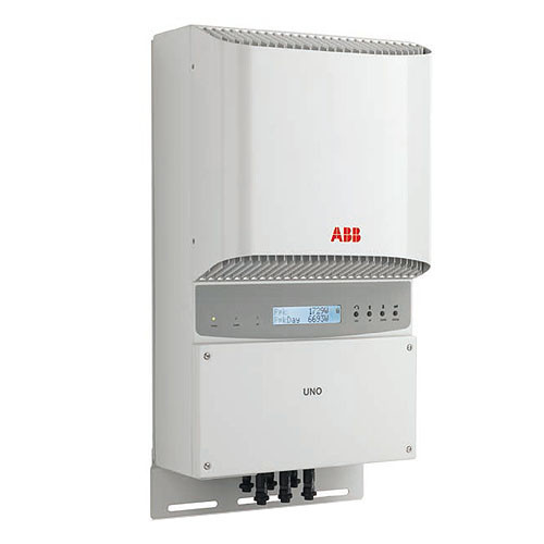 Сетевой инвертор ABB PVI-6000-TLS (6 кВт, 1-фазный, 2 МРРТ)