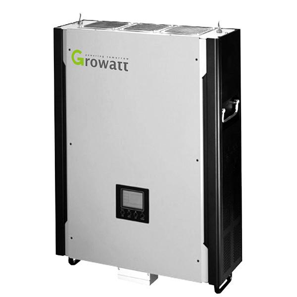 Гібридний інвертор Growatt Hybrid 5000 HYP (5кВ, 1-фазний, 2 МРРТ)