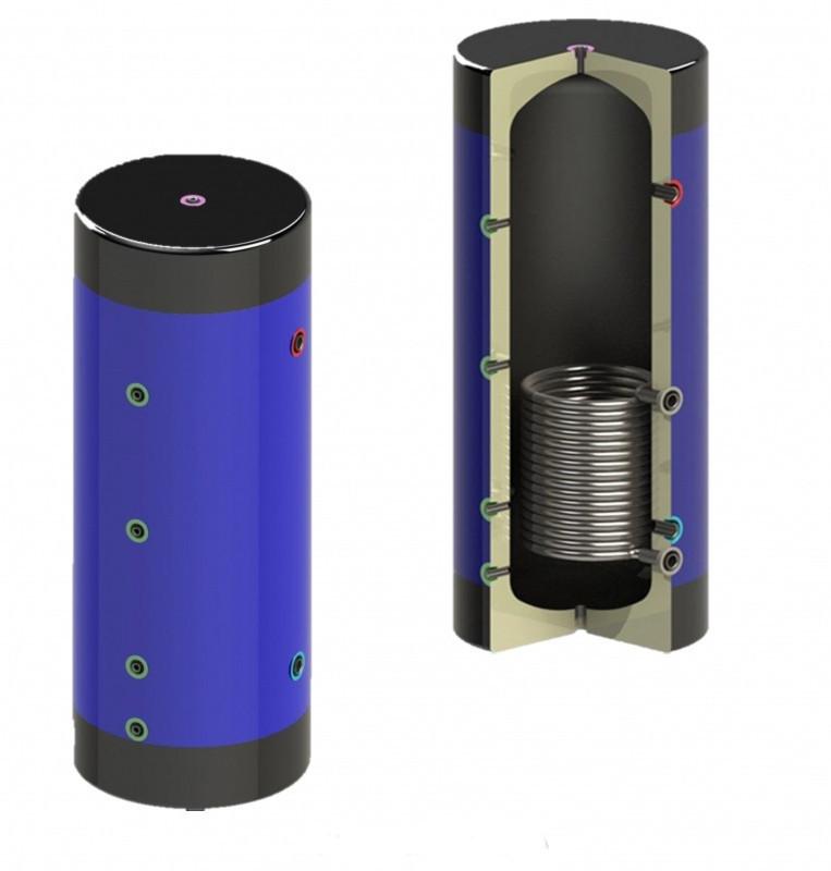 Аккумулирующая емкость модель EA-01-750-X/Y