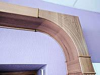 Добавочный комплект к арке 1270*400*2400 ПВХ De Luxe, фото 1
