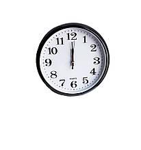 Часы настенные круглые Abir 200BLR с округлой окружностью. опт