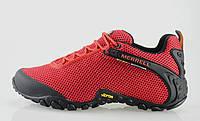 Женские демисезонные ботинки Merrell Continuum красные