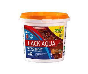 Лак по дереву Lack Aqua Nano farb 1 л