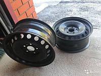 Стальные (железные) диски r16 Nissan Primera P12 Б/У