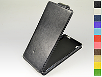 Откидной чехол из натуральной кожи для Sony Xperia XA Ultra Dual F3212