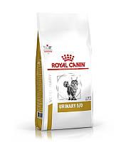 Royal Canin (Роял Канин) Urinary S/O лечебный корм для кошек при мочекаменной болезни, 9 кг