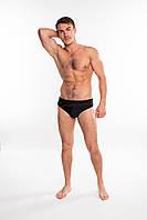Мужские плавки слипы Sesto Senso 413 (Польша), купальные плавки для пляжа, для бассейна, фото 1