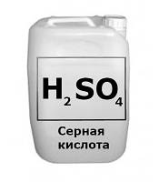 Серная кислота (H2SO4) 44,5% концентрация в 10 л канистрах от производителя