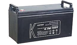 Аккумуляторная батарея  KSTAR 6-FM-100T GEL