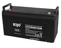 Акумуляторна батарея Kijo JDG 12V 100Ah GEL