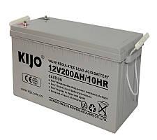 Аккумуляторная батарея  Kijo JDG 12V 200Ah GEL