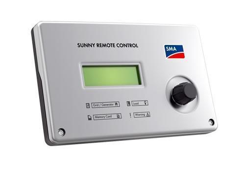 Панель управления SMA Sunny Remote Control 20