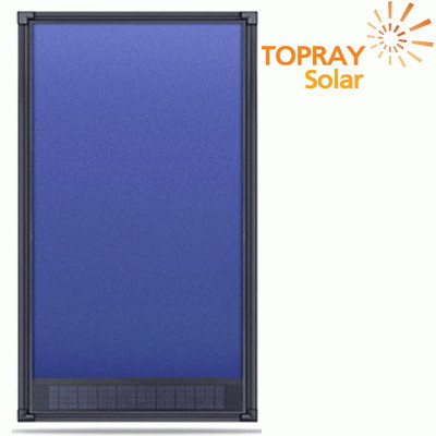 Солнечный воздушный коллектор для отопления и вентиляции Topray Solar К10 до 100 кв. м.