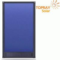 Солнечный воздушный коллектор для отопления и вентиляции Topray Solar К5 до 50 кв. м.