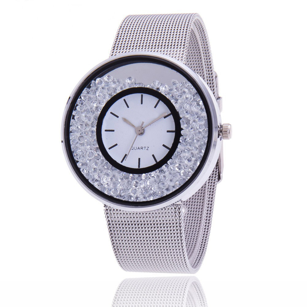 Жіночі наручні годинники Silver
