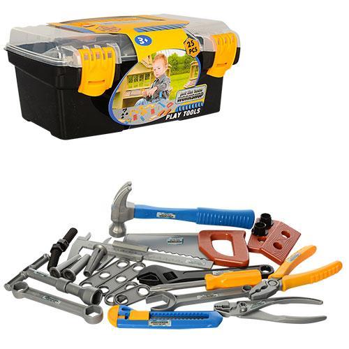 Набор инструментов 29128 детский игровой набор в чемодане