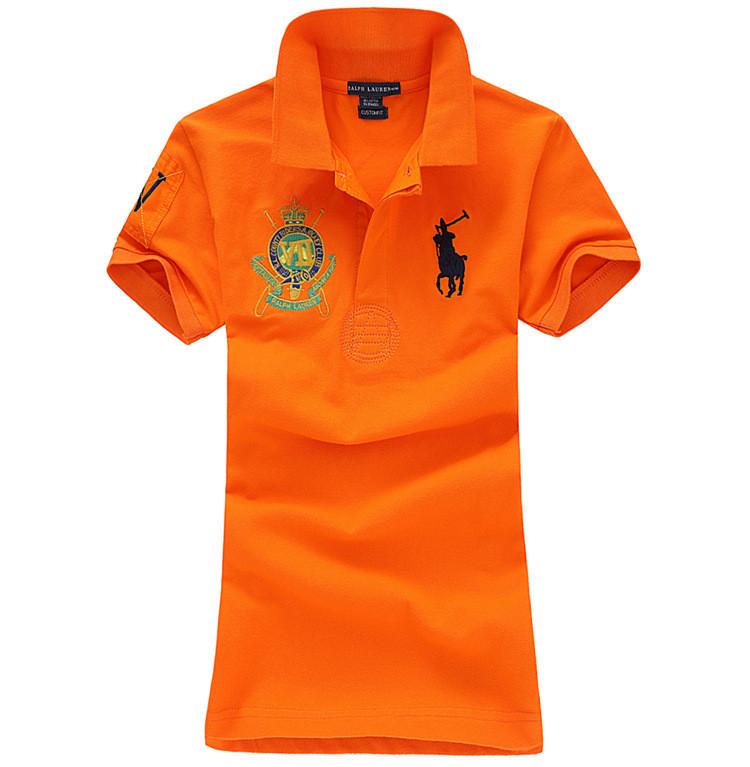 У стилі Ральф поло жіноча поло бавовна ралф жіноча футболка