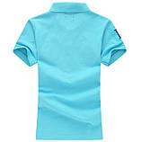 У стилі Ральф поло жіноча поло бавовна ралф жіноча футболка, фото 7