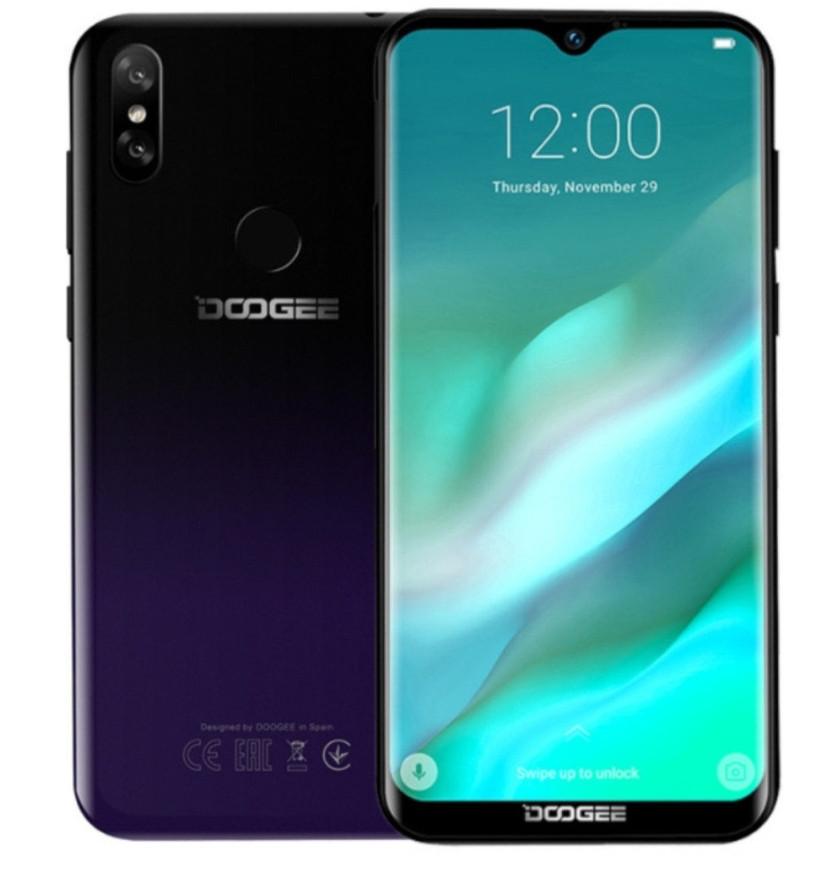Doogee Y8 3/16GB Purple
