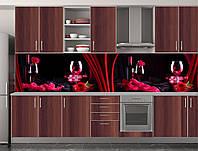 Скіналі для кухні (ламінована наклейка) Кухонний фартух розмір 600*3000 мм. Код-10233