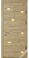 Вхідні броньовані квартирні двері Straj (Страж) модель Expo light