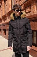 Зимняя мужская куртка Альфред