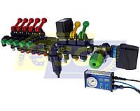 Панель управління Fermo 5 Plus (два електроклапана Arag, Італія) | Meyer Control Panel 2