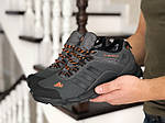 Мужские зимние кроссовки Adidas Climaproof (серые), фото 2