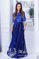 Вечерние женское длинное платье