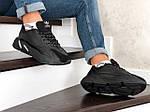 Мужские кроссовки Adidas Yeezy Boost 700 (черные), фото 2