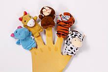 Набор игрушек на пальцы Линдо P 266
